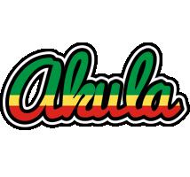 Akula african logo