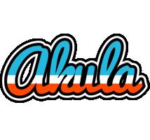 Akula america logo
