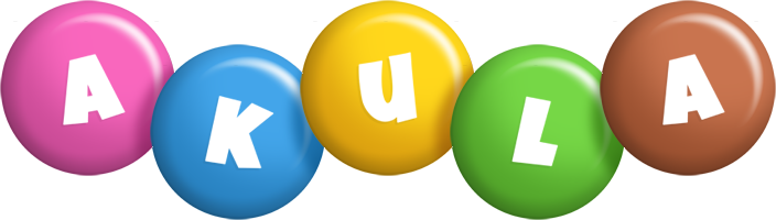 Akula candy logo