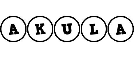 Akula handy logo
