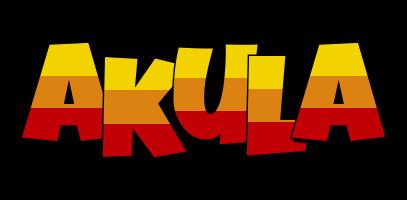 Akula jungle logo