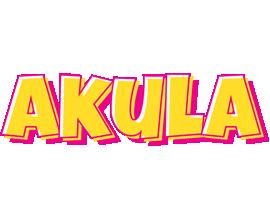 Akula kaboom logo