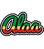 Alaa african logo