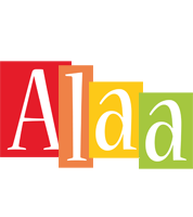 Alaa colors logo