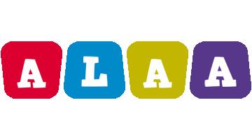 Alaa daycare logo
