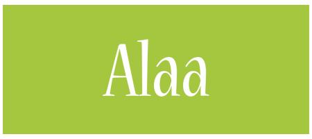Alaa family logo