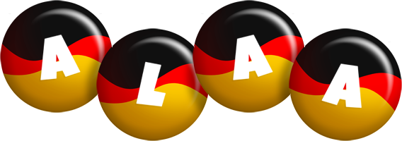 Alaa german logo