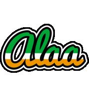 Alaa ireland logo