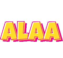 Alaa kaboom logo