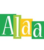 Alaa lemonade logo