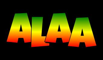 Alaa mango logo