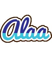 Alaa raining logo