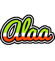 Alaa superfun logo