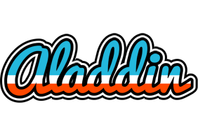 Aladdin america logo