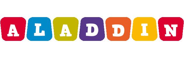 Aladdin daycare logo