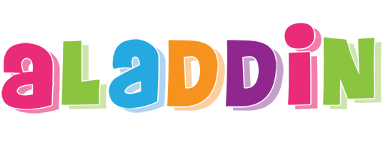 Aladdin friday logo