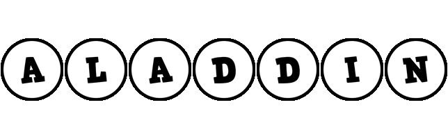 Aladdin handy logo