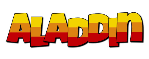 Aladdin jungle logo