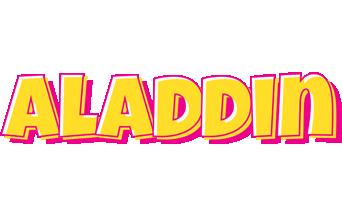 Aladdin kaboom logo