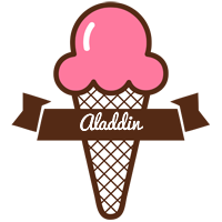 Aladdin premium logo