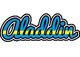 Aladdin sweden logo