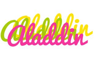 Aladdin sweets logo