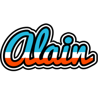 Alain america logo