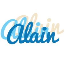 Alain breeze logo