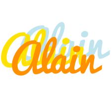 Alain energy logo