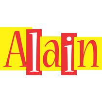 Alain errors logo