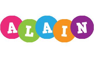 Alain friends logo