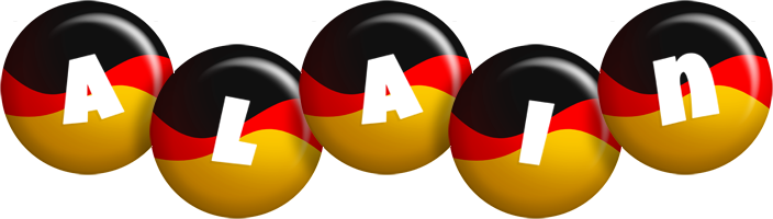 Alain german logo