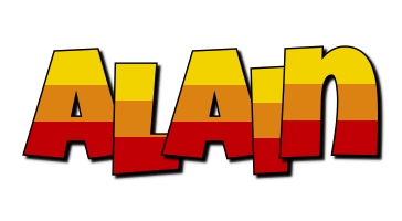 Alain jungle logo