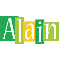 Alain lemonade logo