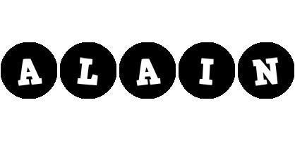 Alain tools logo