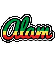 Alam african logo