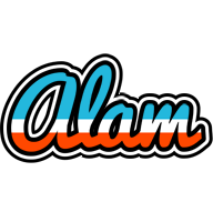 Alam america logo