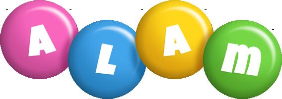 Alam candy logo