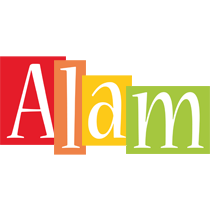 Alam colors logo