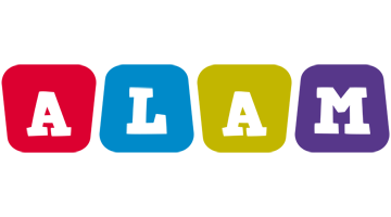 Alam daycare logo
