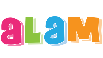 Alam friday logo