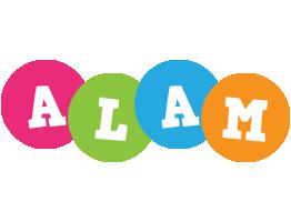 Alam friends logo
