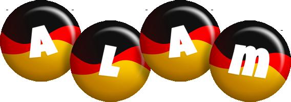 Alam german logo