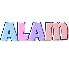Alam pastel logo
