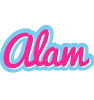 Alam popstar logo