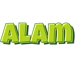 Alam summer logo