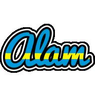 Alam sweden logo
