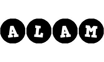 Alam tools logo
