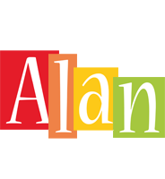 Alan colors logo