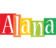 Alana colors logo